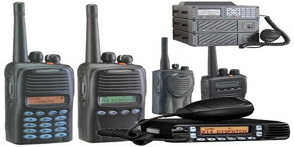 Inventarisasi Radio Komunikasi di Seluruh Indonesia.