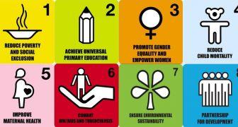 Posisi pencapaian MDG'S di Indonesia